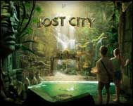 Lost City på Gustavsvik