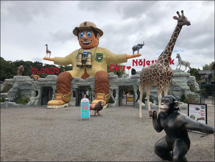ölands djur och nöjespark