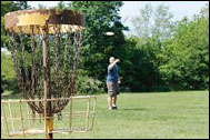 Hoting Disc Golf Park